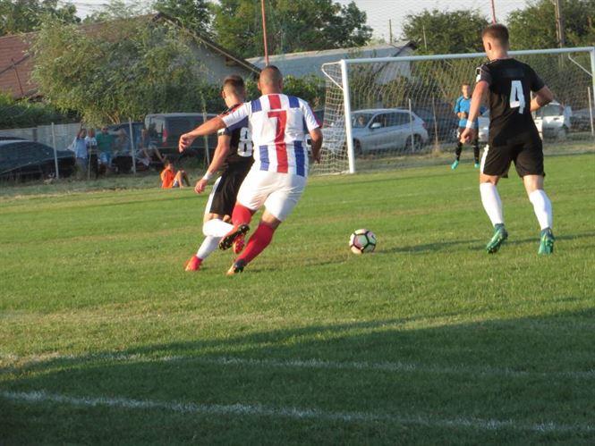 Debut nefericit pentru Victoria Traian in Liga a 3-a