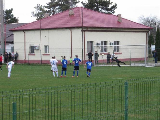 Sportul Chiscani la primul succes pe teren propriu in acest sezon