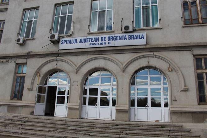 Spitalul Județean Brăila pe locul 2 în topul numărului de pacienți care au declarat că li s-a cerut mită