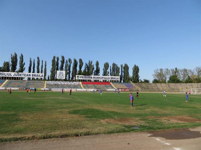 A fost constituită selectionata Brailei la juniori nascuti in anul 2004
