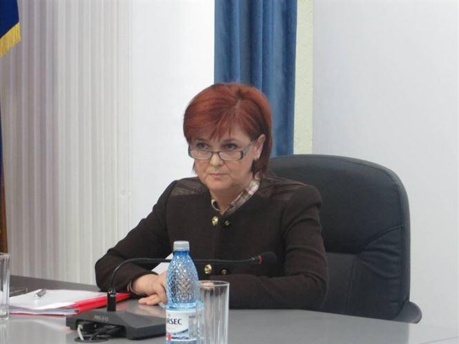 Doinita Ciocan a primit atributiile primarului pe perioada suspendarii lui Simionescu