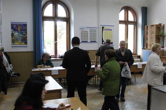 Iohannis câștigă alegerile la Brăila
