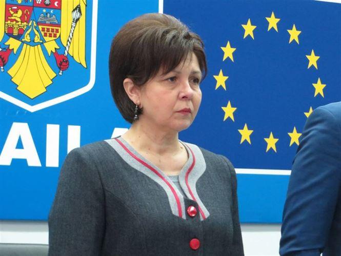 Subprefectul Rada Sterea a depus juramantul de credinta la instalarea in functie