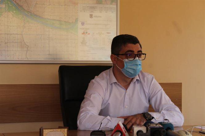 Pagubele produse de pacienții pakistanezi în Spitalul Județean Brăila vor fi evaluate după externarea acestora
