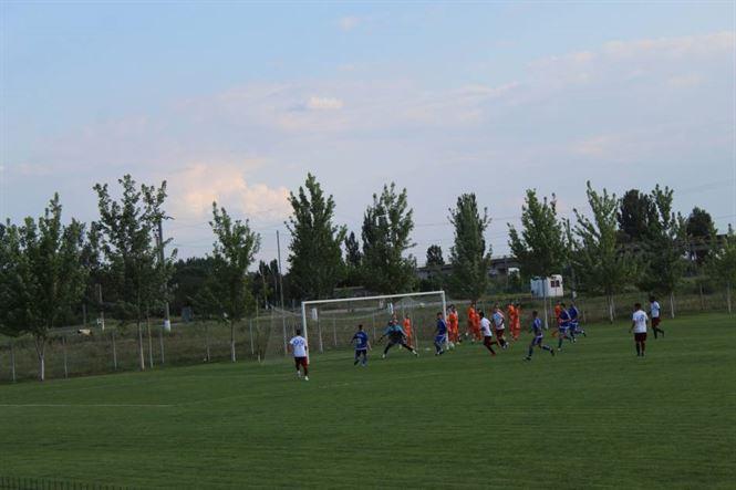 Viitorul Ianca a câștigat cu 2-0 amicalul cu ACS Universitatea Dunărea de Jos Galați