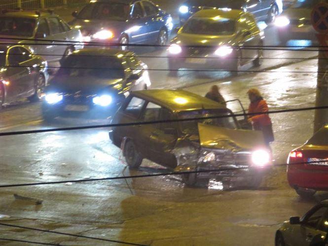 Accident pe Calea Calarasilor