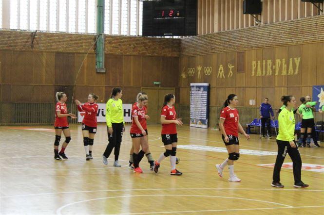 HC Dunărea II Brăila a ratat șansa unui egal cu HCF Piatra Neamț în ultima secundă