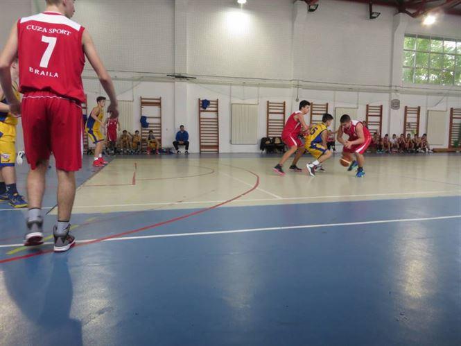 Juniorii de la Cuza Sport evolueaza in acest week-end la Braila