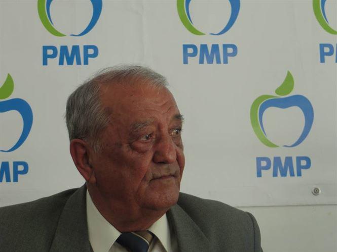 Realizari si obiective noi pentru candidatul PMP la primaria Ciocile