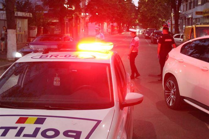 Acțiuni ale poliției și jandarmeriei