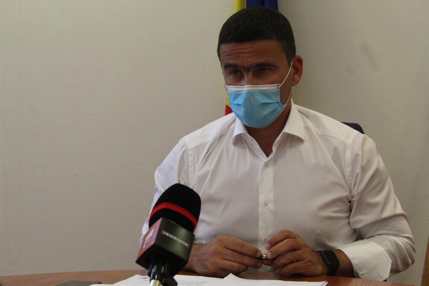 Prefectul Boboc îngrijorat de creșterea numărului de infectări cu COVID-19 în județul Brăila