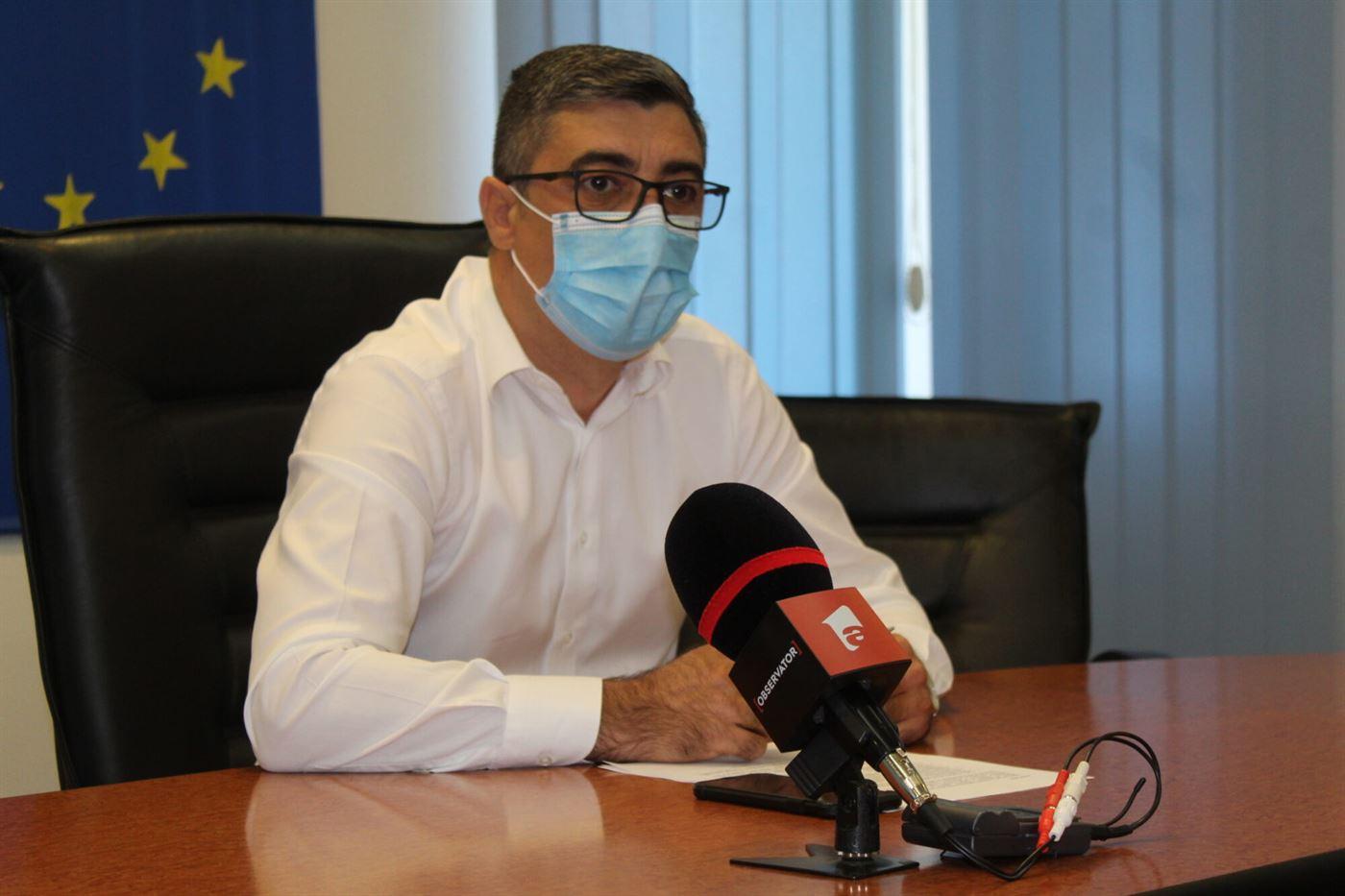 Chiriac: Marea problemă a Spitalului Județean este resursa umană