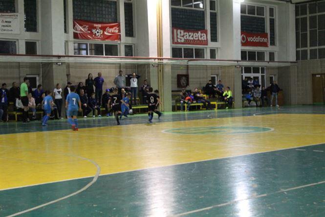 Kinder Brăila singura echipă care a marcat în poarta celor de la Academia Gheorghe Hagi