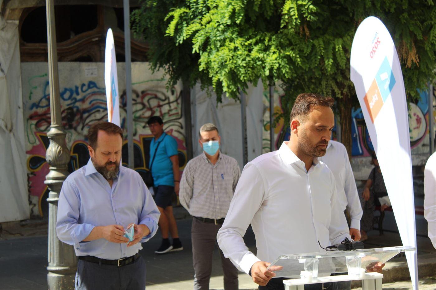 Cătălin Stancu și Mihai Isvoranu, candidații Alianței USR – PLUS la președinția CJ, respectiv Primăria Brăila