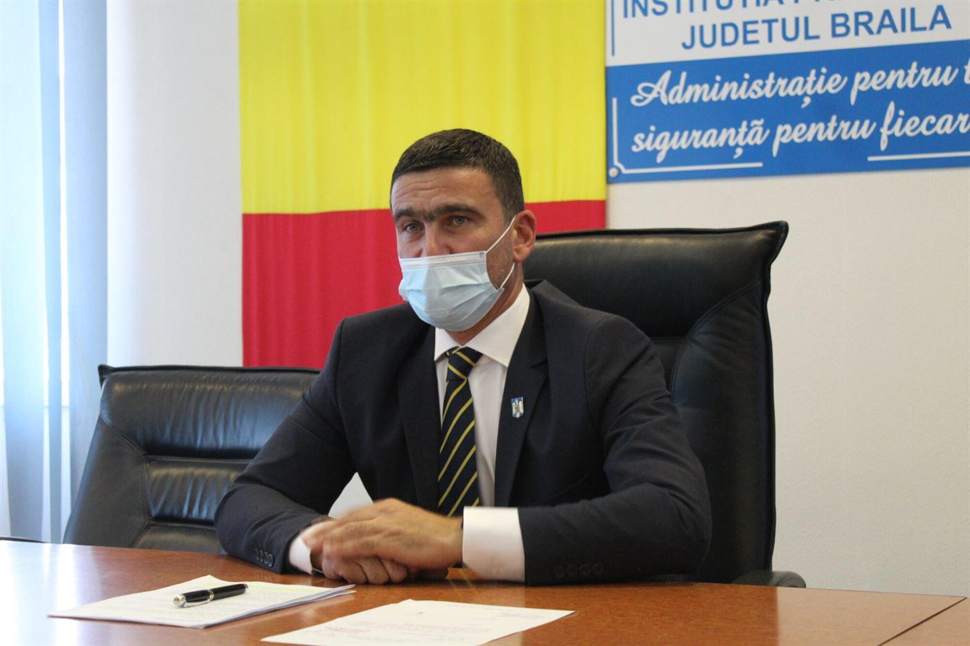 Guvernul a luat act de demisia lui Cătălin Boboc și a emis hotărârea de încetare a mandatului său de prefect