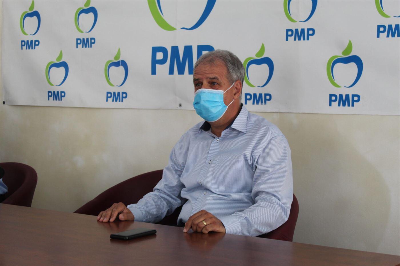 Viorel Botea și Ionel Adetu, candidații PMP la alegerile locale
