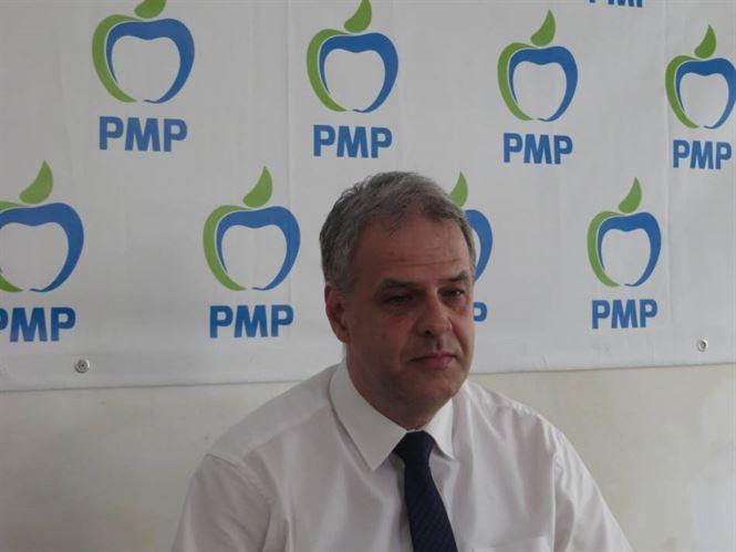 Botea se astepta la un rezultat mai bun al PMP la alegerile de la Viziru