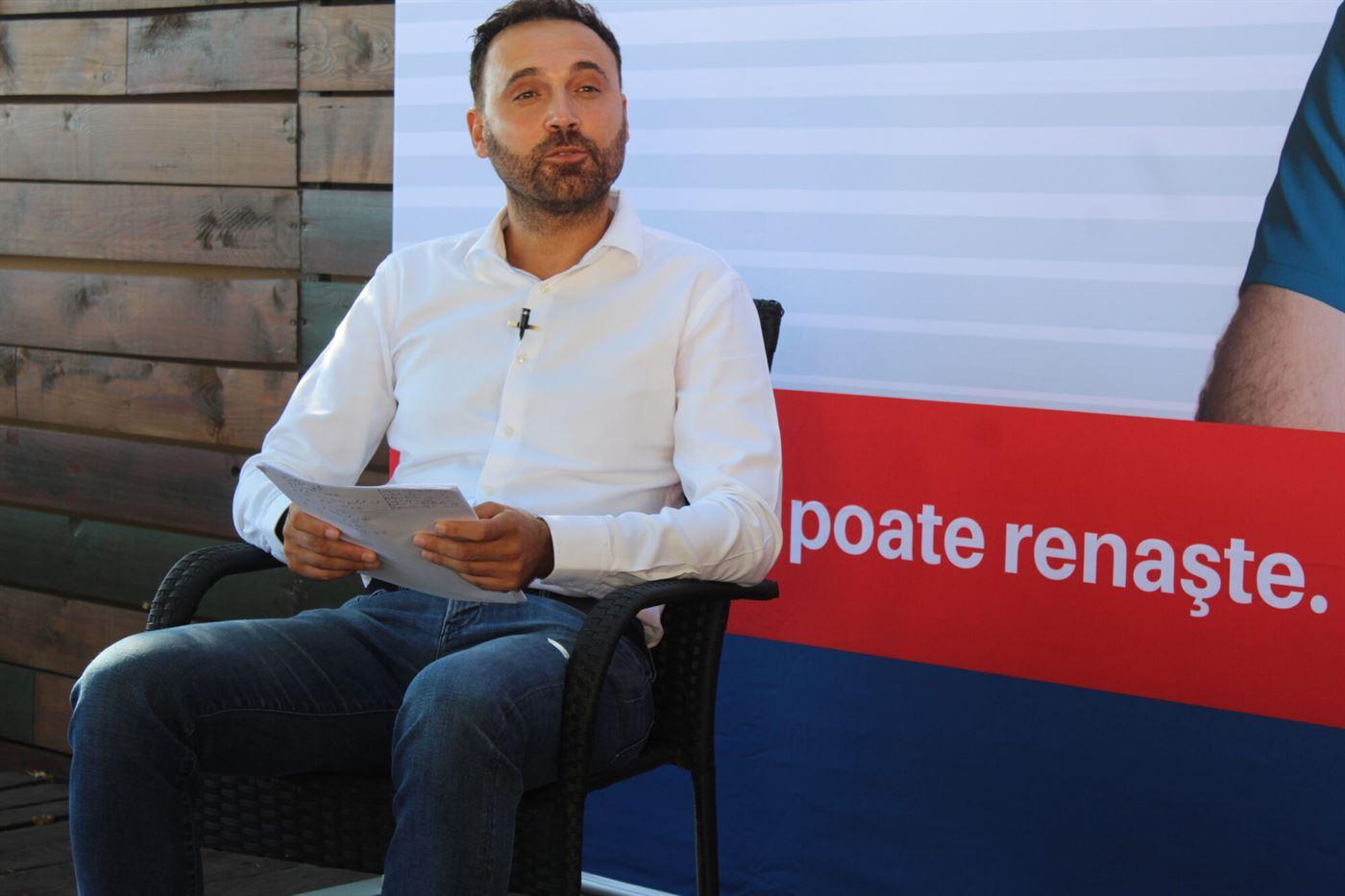 Mihai Isvoranu și-a prezentat programul electoral pentru primăria Brăila