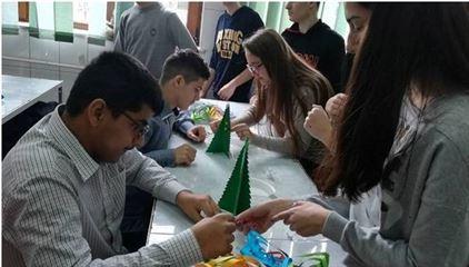 Integrarea copiilor cu CES prin activitati placute