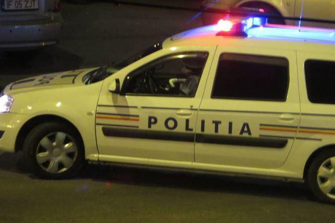 Intunericul noaptii nu i-a ferit de politisti
