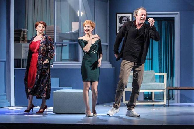 Jake și femeile lui, astăzi la Teatrul Maria Filotti