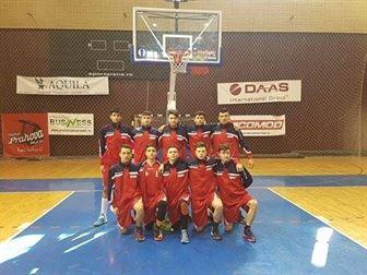Juniorii U 16 de la Cuza Sport Braila au castigat in deplasarea de la CSU Ploiesti la 29 puncte