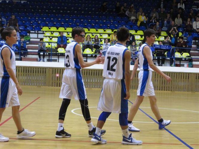 Juniorii U14 de la Cuza Sport vor juca primul turneu din faza de clasificare la Constanta