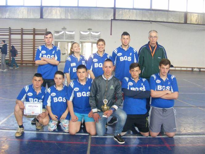 LPS Braila și Liceul Anghel Saligny calificate la faza zonala a ONSS la rugby-tag