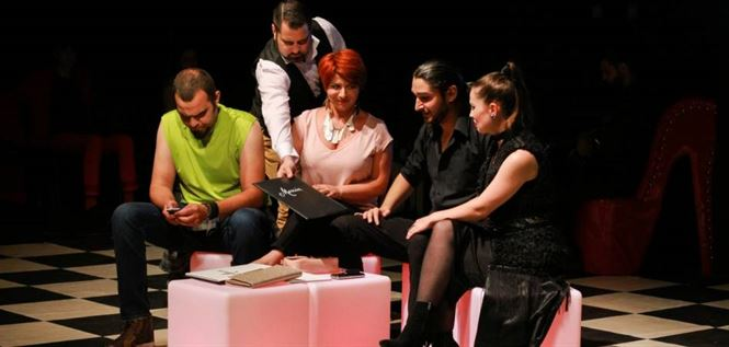 Schimb de spectacole între teatrele din Brăila și Galați