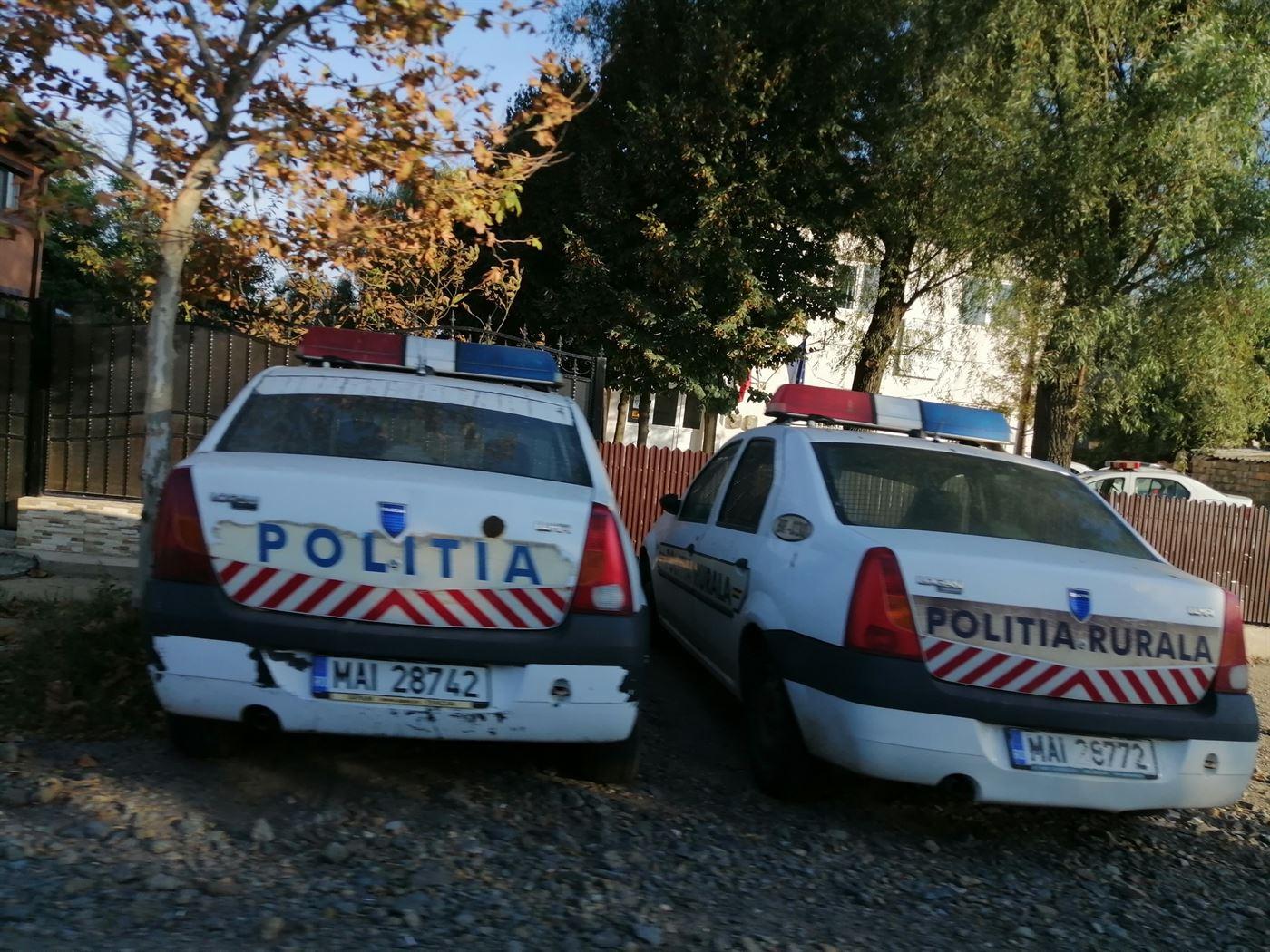 Mandat de executare a pedepsei cu închisoarea pus în aplicare de polițiștii Secției 5 Poliție Rurală Viziru