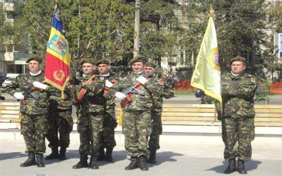 Manifestari organizate de Garnizoana Braila cu prilejul Zilei Armatei
