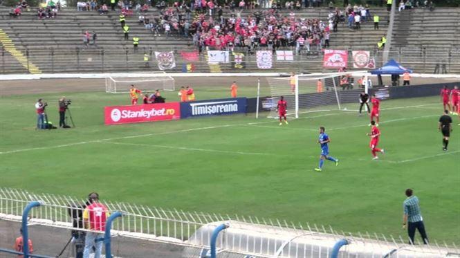 Meciul dintre Dacia Unirea și Dinamo se va juca în nocturnă, la Galați