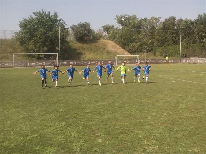Micutii de la Luceafarul au castigat primul meci la Tomis Challenge Cup