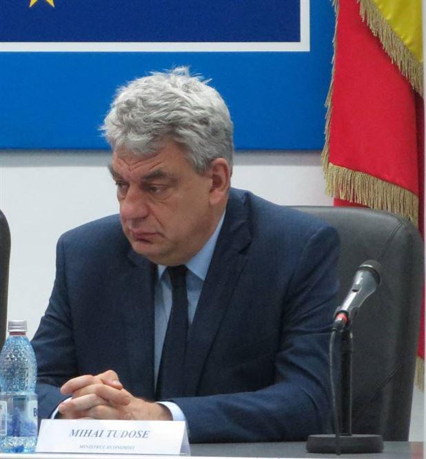 Mihai Tudose și-a anunțat oficial candidatura la șefia PSD Brăila