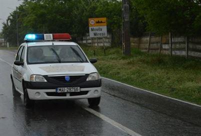 Tânăr din Movila Miresii, condamnat la închisoare, depistat și încarcerat de polițiști