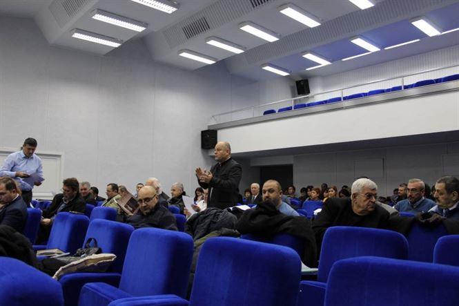 Nici o ședință fără scandal în Consiliul Județean Brăila