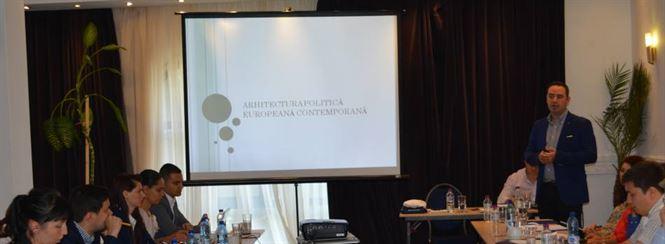 PDL Braila reprezentat la Programul de Excelenta in Politica