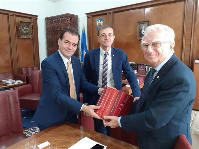 Ludovic Orban, primul premier desemnat care consultă societatea civilă ȋnainte de ȋnvestitură