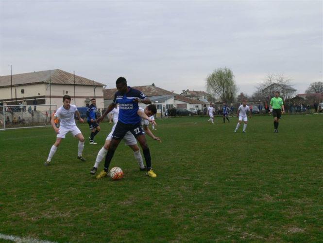 Sportul Chiscani a spart gheata si a castigat al treilea meci din Liga a 3-a
