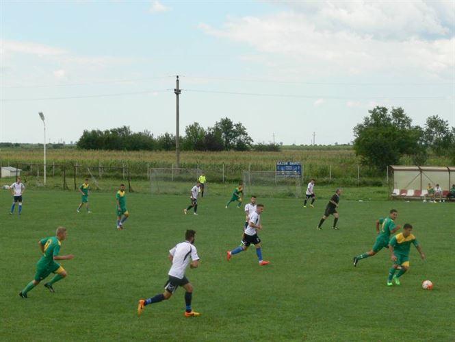 Sportul Chiscani a castigat cu 6-1 amicalul cu Pandurii Tudor Vladimirescu