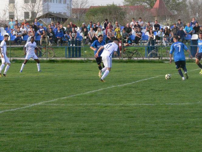 Sportul Chiscani a obtinut a treia victorie in acest an