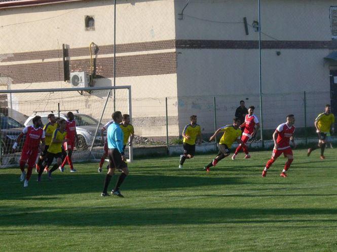 Sportul Chiscani egal cu ocupanta locului 3 in serie