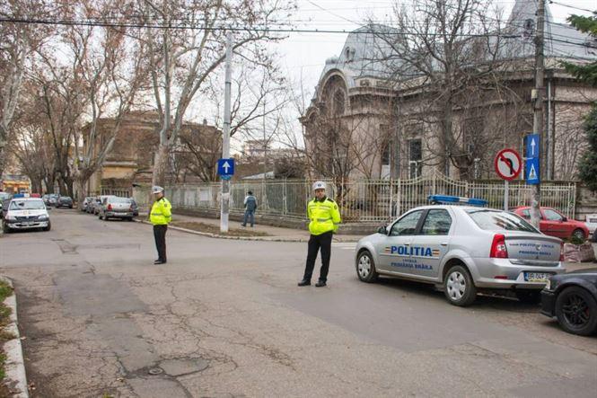 """""""Premiati"""" de Politia Locala pentru oprirea pe interzis"""