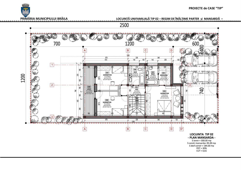 Proiecte gratuite pentru construcția de locuințe