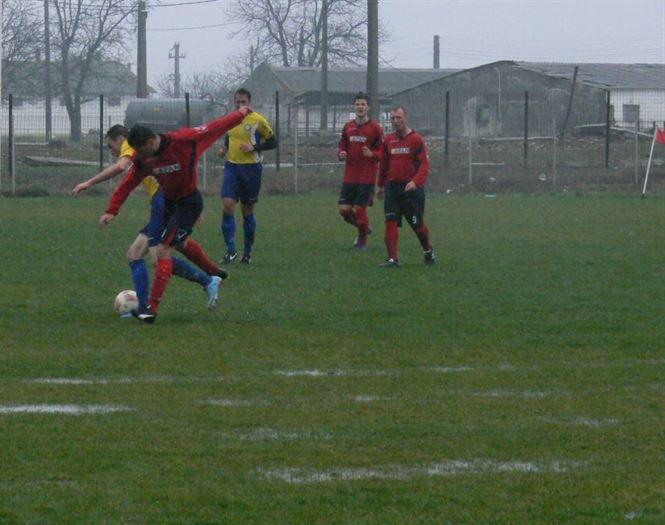 Pandurii Tudor Vladimirescu singura echipa gazda victorioasa