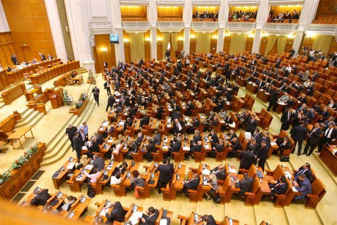 Nici un parlamentar brailean in conducerea celor doua camere ale Parlamentului