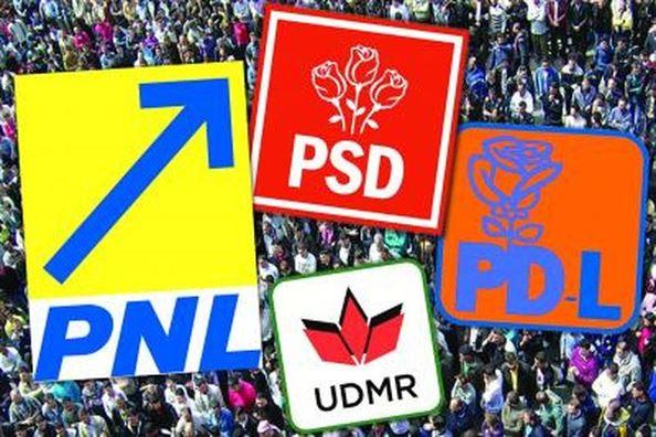 AEP – Cheltuielile partidelor in alegerile europarlamentare