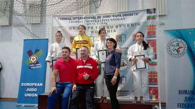 Patru medalii pentru sportivii braileni la nationalele de ne-waza