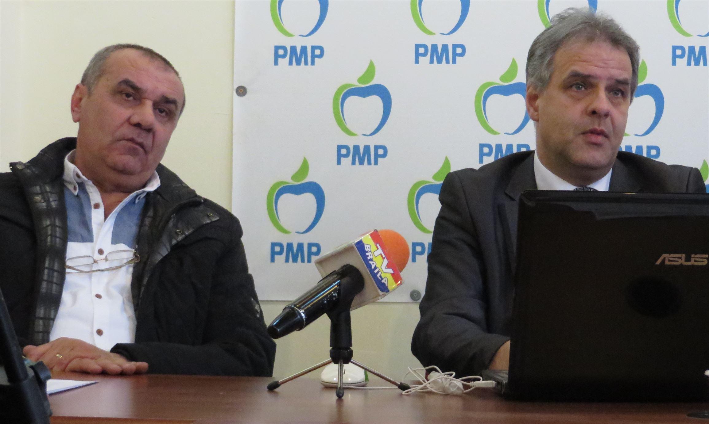 Pentru Silviu Radu nu e loc nici in PDL si nici in PMP