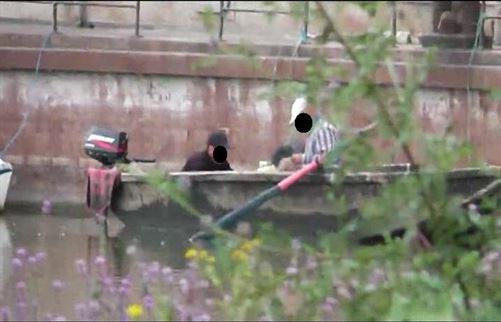 Video: Peste 1500 metri de plase monofilament confiscate de jandarmi